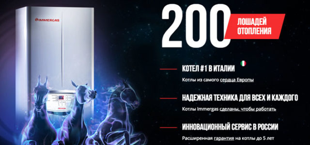 Immergas 200